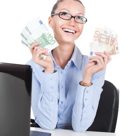 Így keress nőként sok pénzt