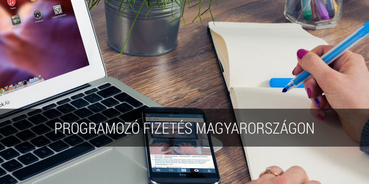 Programozó fizetés Magyarországon