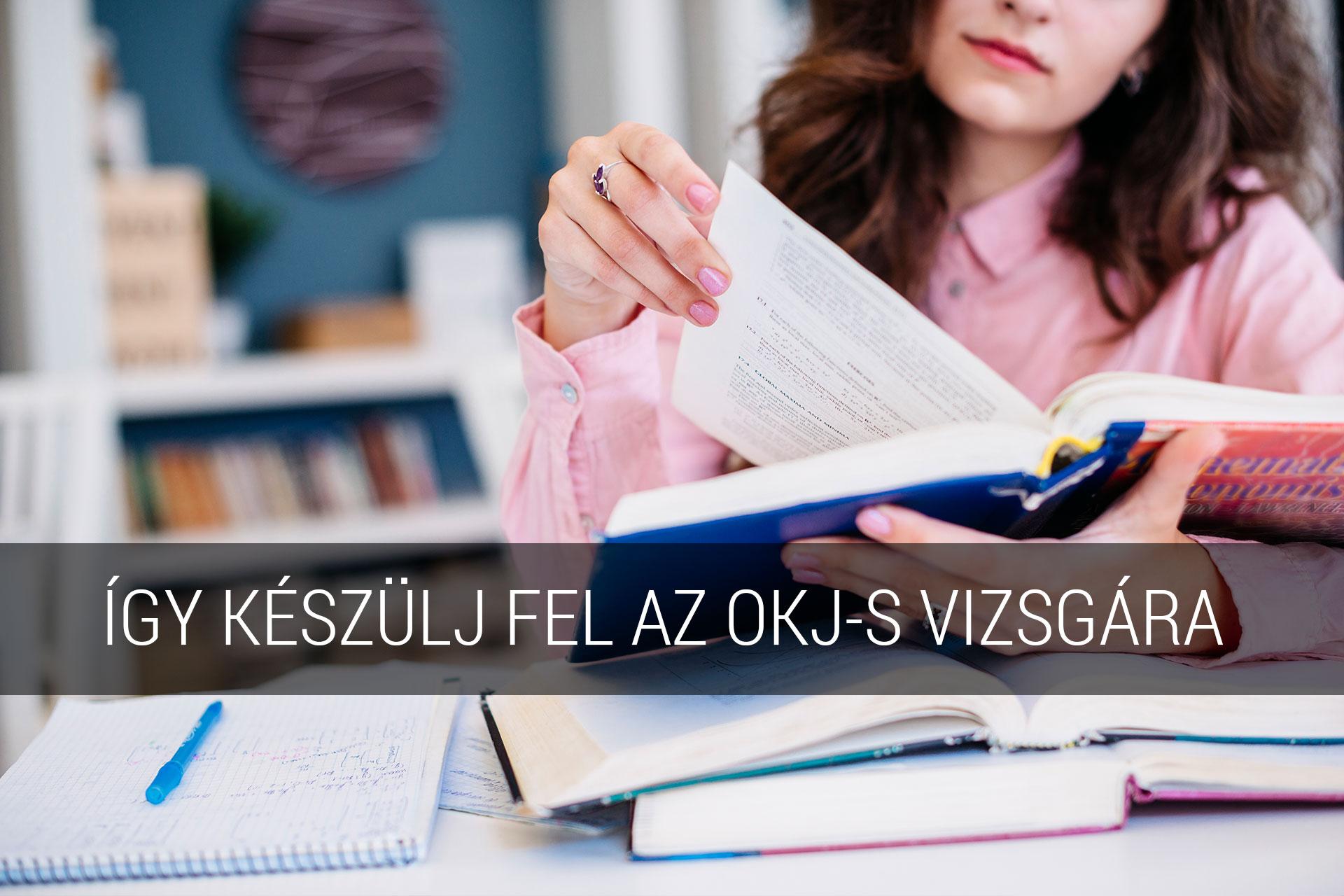 Felkészülés az OKJ vizsgára