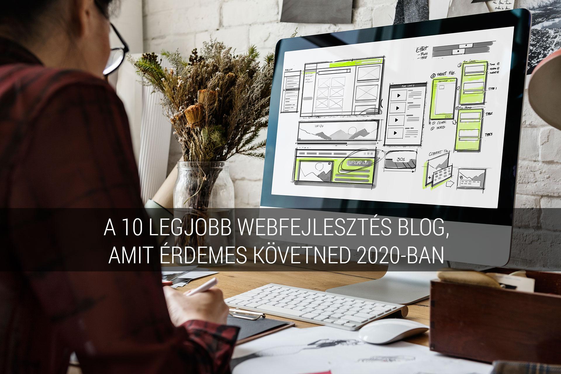 webfejlesztő blog
